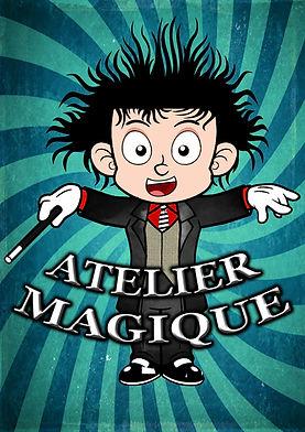 Atelier de Magie - Cours de Magie - Amiens
