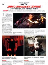 Jimmy, un magicien déjanté - L'Observateur de Beauvais