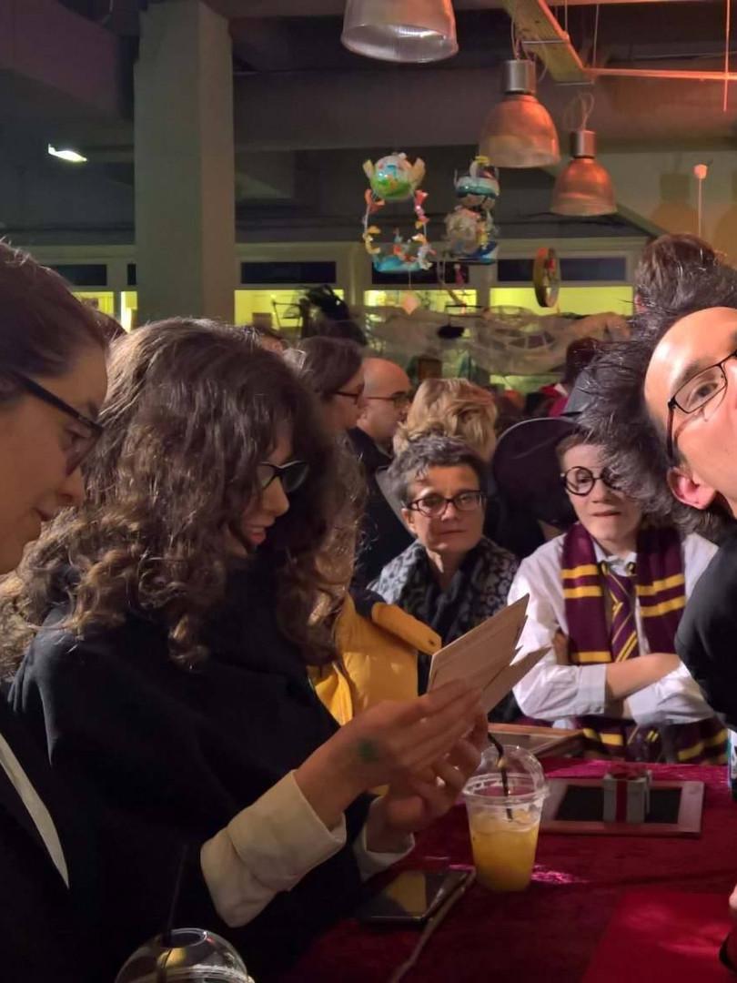 Inauguration - Harry Potter et l'Enfant Maudit