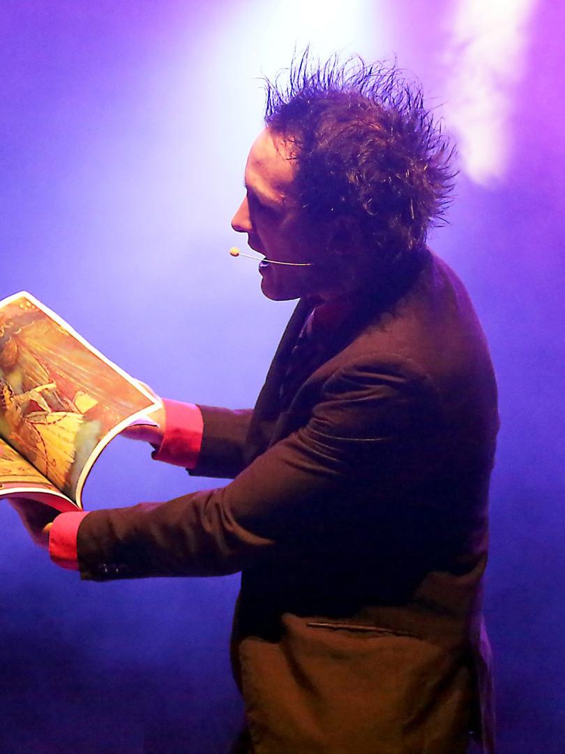 Première lecture - Le Petit Magicien