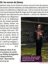 Magicalement vôtre - Là où s'arrête la science - JDA Journal d'Amiens