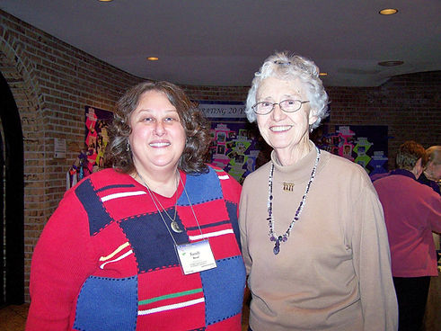 When I met the Rev. Shirley Ranck