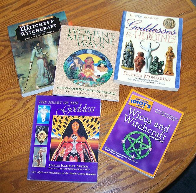Books on Women's Spirituality