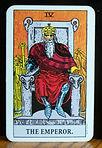 Tarot Card The Emperor