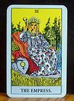 Tarot Card The Empress