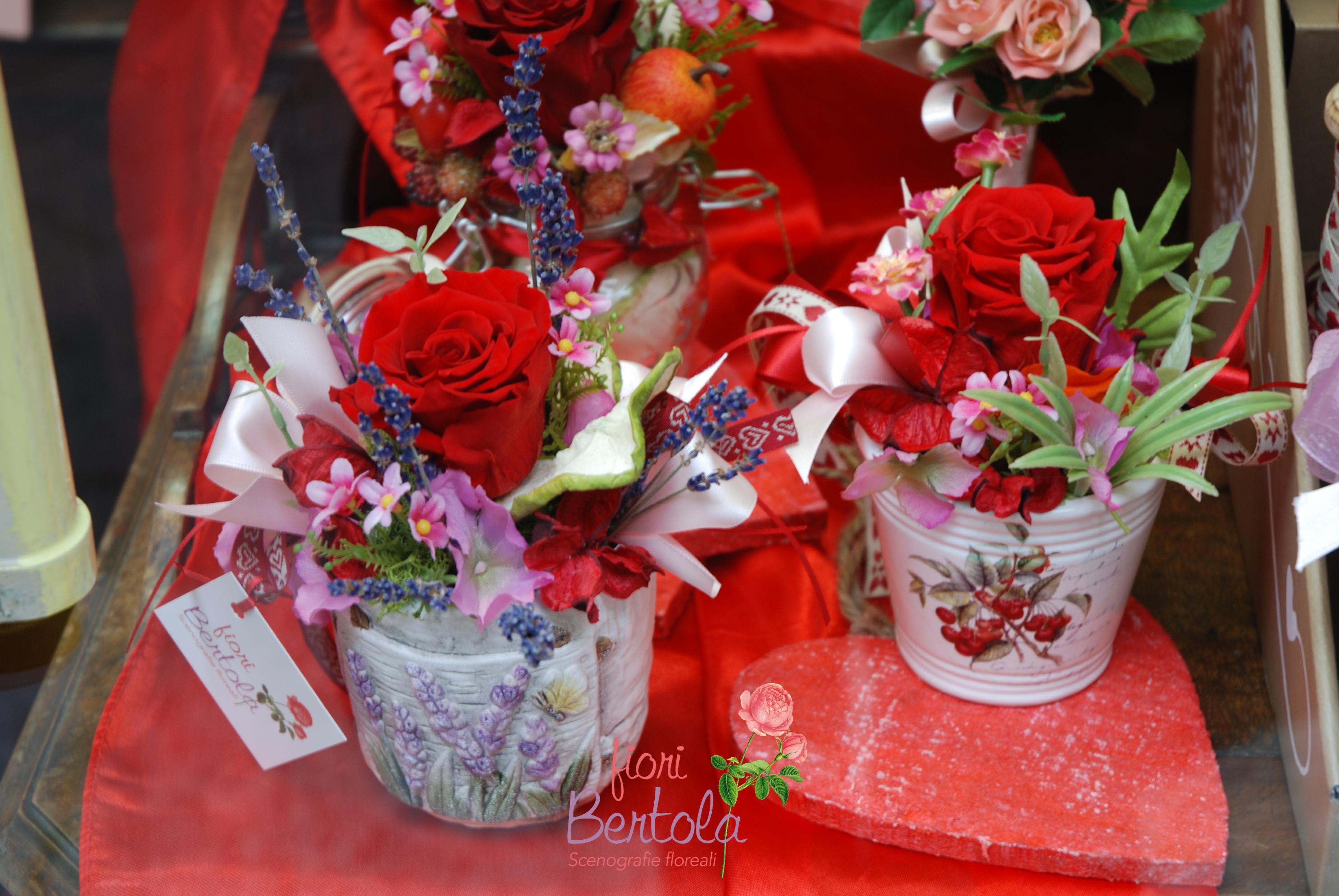 Rose stabilizzate Mortara
