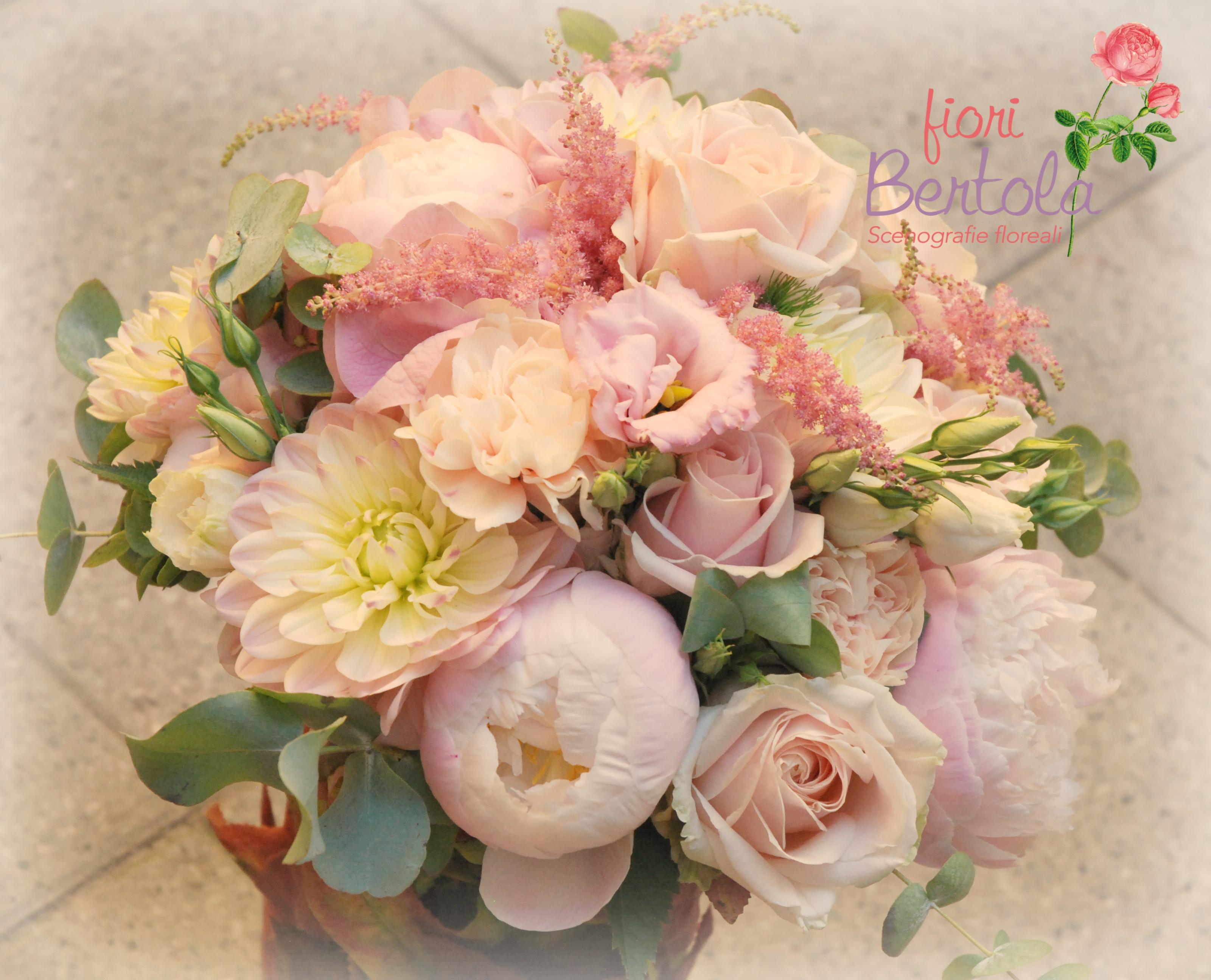 sposa bouquet