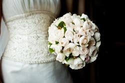 Bouquet da Sposa con roselline