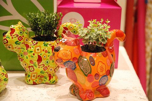 Colorful Animals porta-piante (€32)