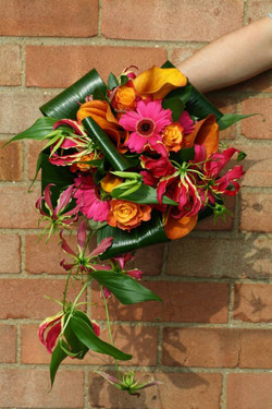 Bouquet da Sposa moderno