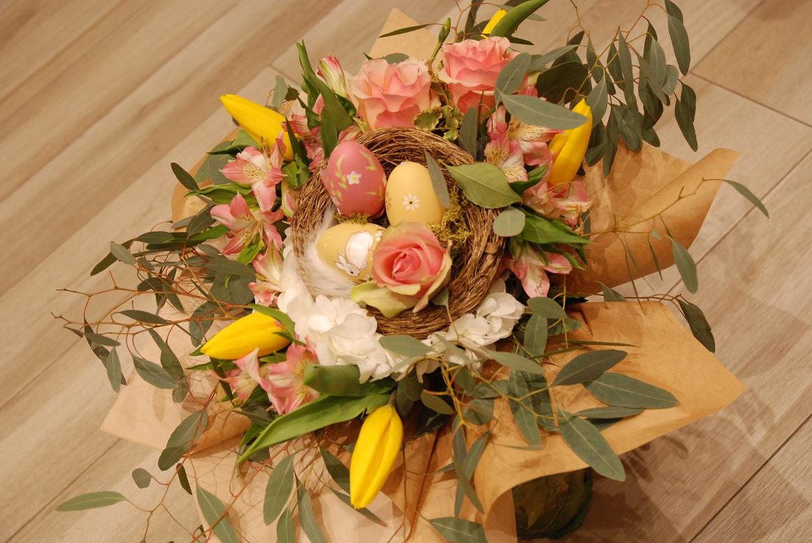 bouquet pasqua