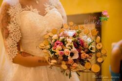 Bouquet sposa autunnale