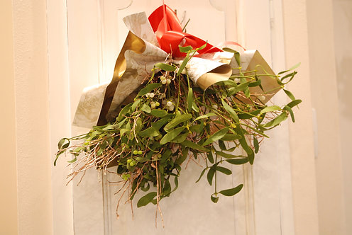 Bouquet di vischio (€15/25)