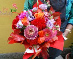 Bouquet per laurea