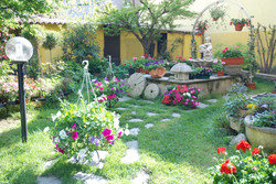 Giardino Show-room esterno
