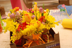 inviare fiori mortara
