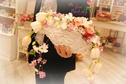 Bouquet Sposa ventaglio