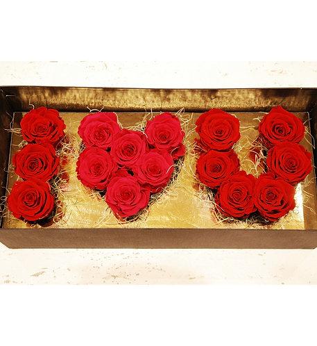 I Love U (€165/250)