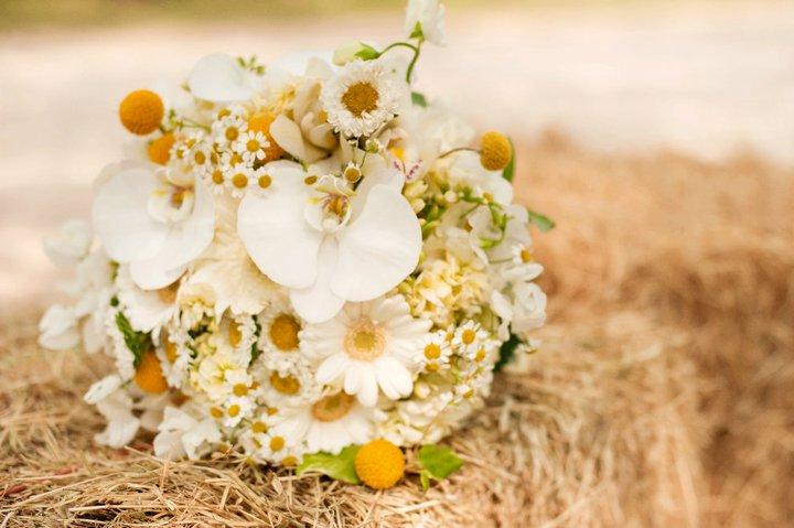Bouquet da Sposa in stile country