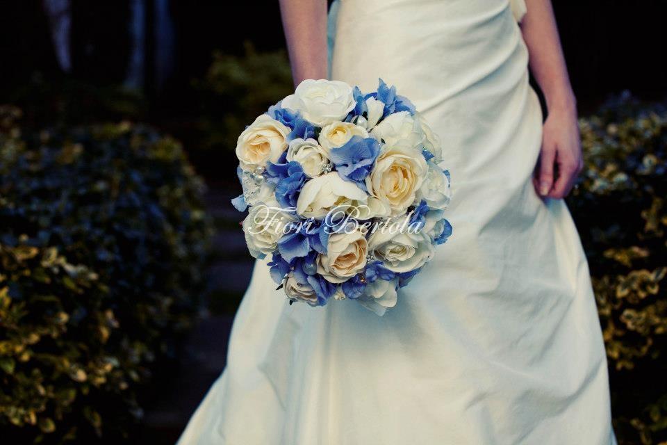 Bouquet da Sposa peonie e ortensie