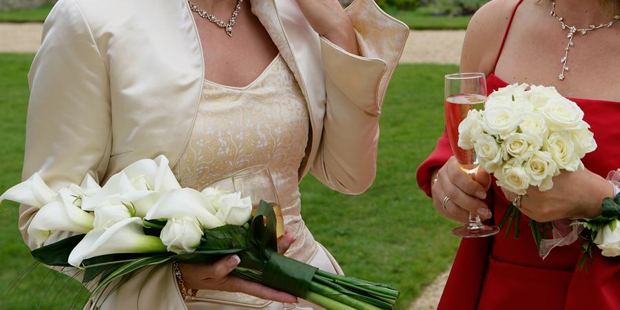 Bouquet da Sposa a fascio con calle