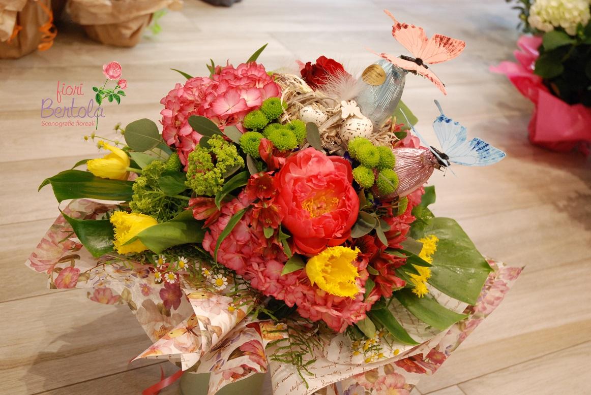 invio fiori mortara