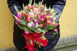 Bouquet tulipani Mortara
