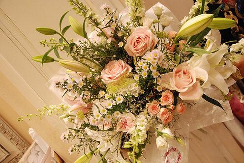 Mazzo di fiori Funebre (€40/85)
