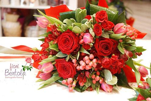 Bouquet di laurea coordinato (€25/75)