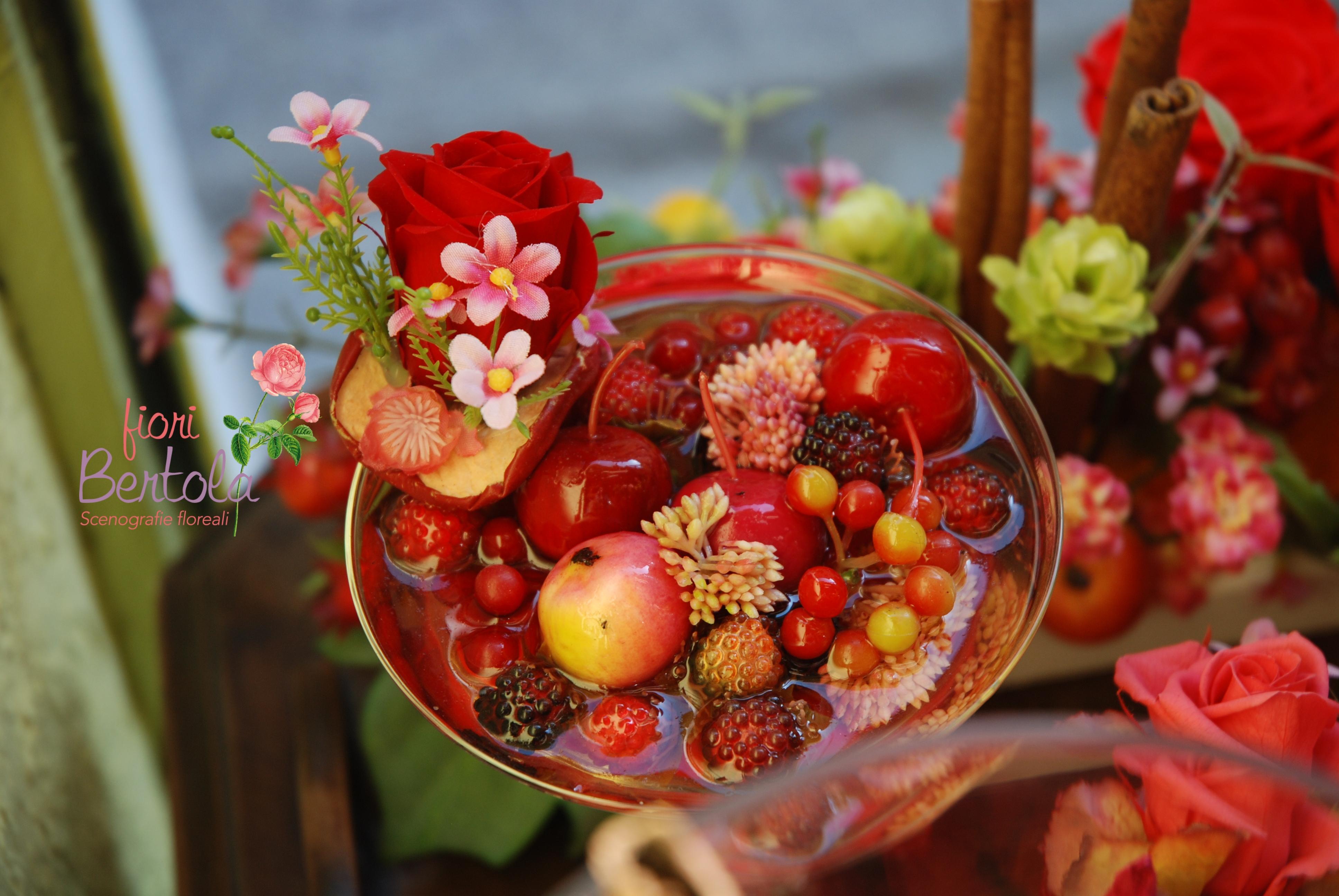 Cocktail di fiori