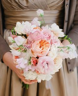 Bouquet da Sposa romantico