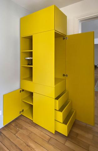 meuble bureau penderie étagère