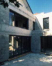 extension de maison individuelle à Neuilly