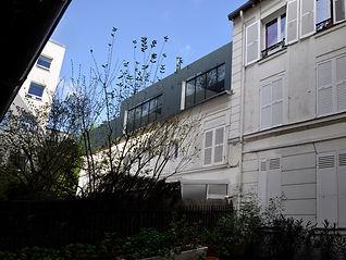 surélévation projet architecte TNT Architecture