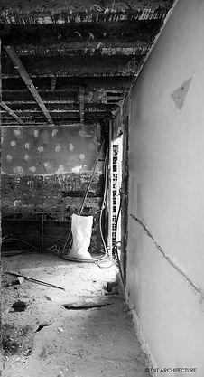 Rénovation villa boulogne 92, resutructuration lourde, démolition, architecte dplg Boulogne Billancourt,