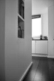 cuisine, niches, rénovation appartement paris 15, 75015