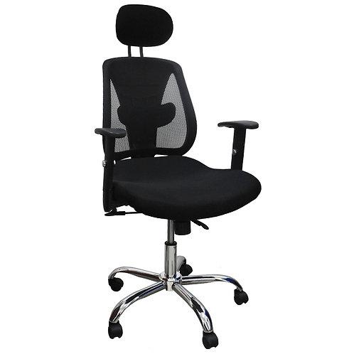 Mesh Office Chair 027-A Black