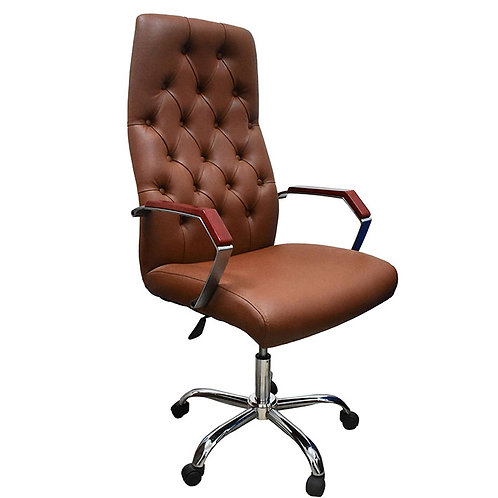 Manager Office Chair 118-A Brown