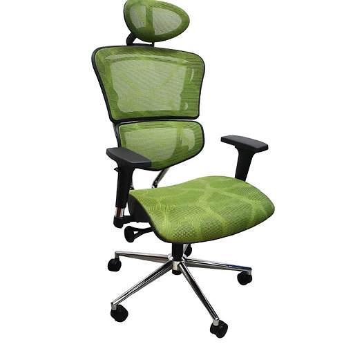 Mesh Office Chair 410 Green