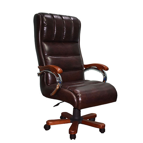 Executive Office Chair K-4 Brown