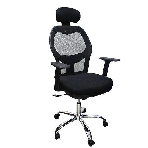 Mesh Office Chair 402-A Adj Armrest