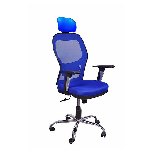 Mesh Office Chair 402-A Blue