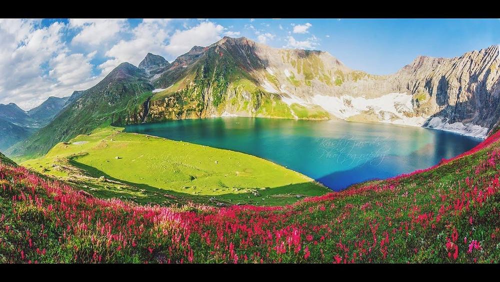 Ratti Gali Lake - Pakistan