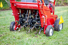 indresano landscaping aeration