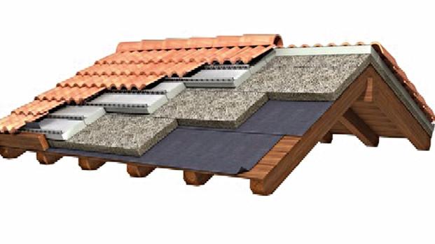 L'isolamento termico delle coperture