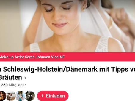 Heiraten in Schleswig-Holstein & Dänemark mit Tipps & Tricks von Visa-NFs Bräuten