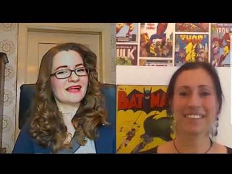 Vorstellung & Video-Interview mit der Sängerin Inken Stamer