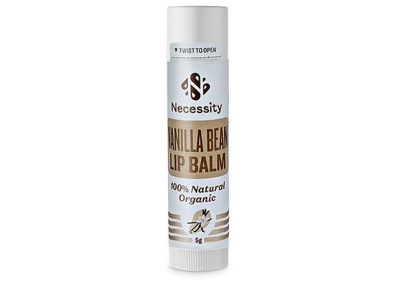 Organic Vanilla Bean Lip Balm 5g