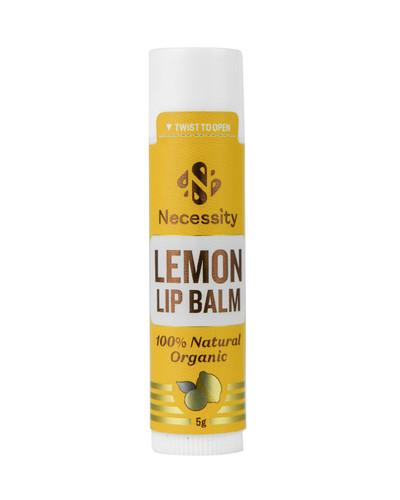 Organic Lemon Lip Balm 5g