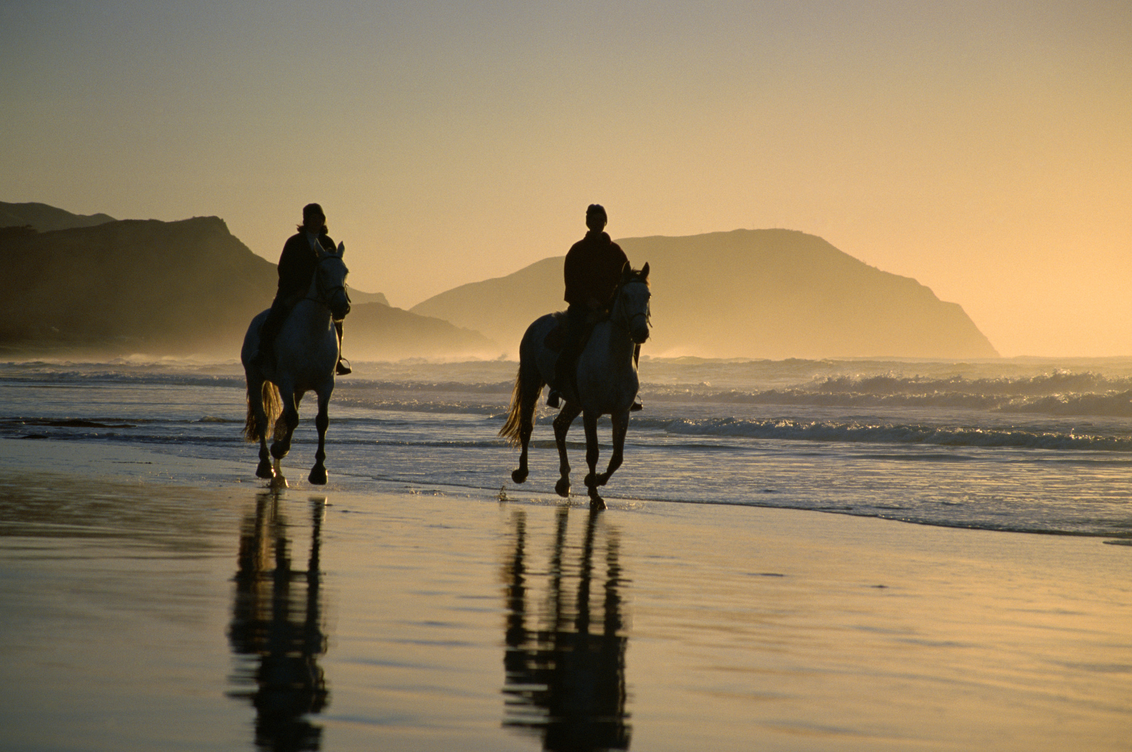 Beach Ride at Sunset.jpg